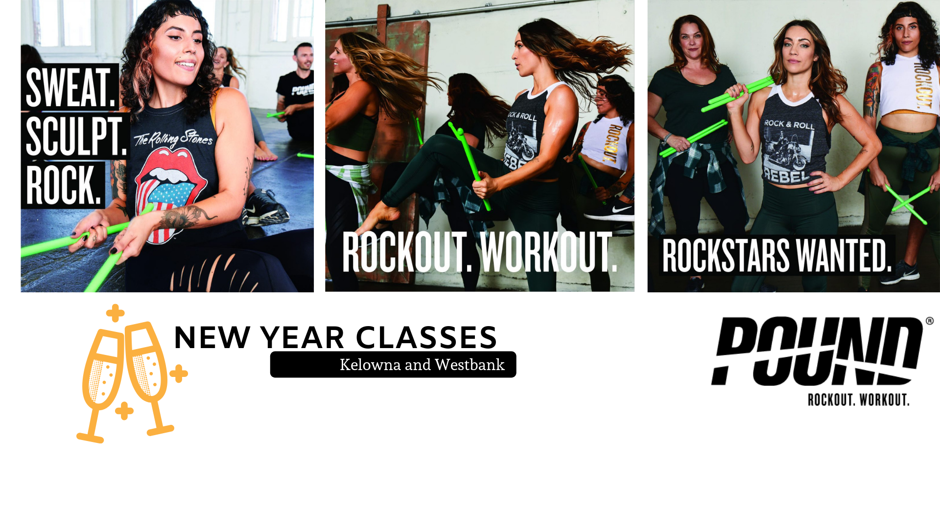 NEW YEAR CLASSES banner